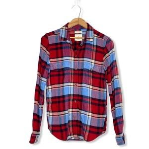 American Eagle Classic Fit Amazingly Soft Flannel